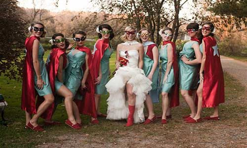 Celebrar bodas diferentes - Como hacer una boda diferente ...