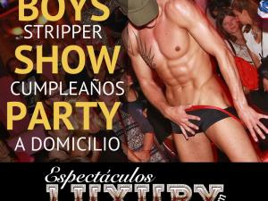 Boys strippers en Sevilla
