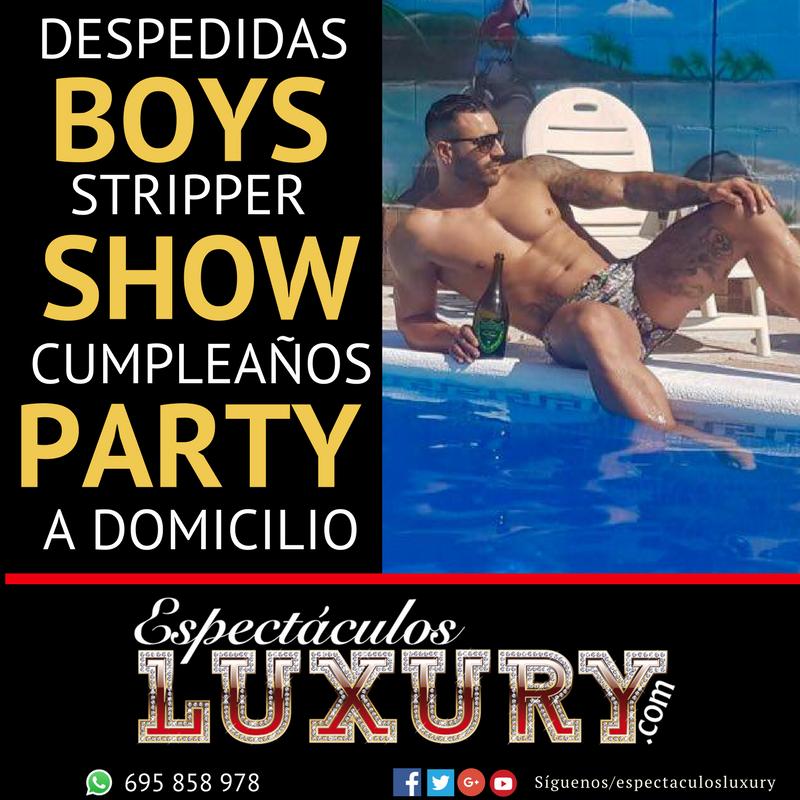 Contratar boys en Madrid – stripper en Madrid – despedida