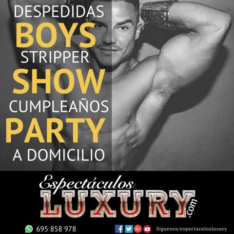 Contratar boys en Sevilla – strippers en Sevilla – espectáculo - show