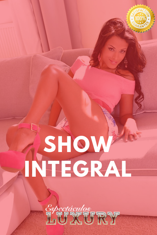 stripper show integral