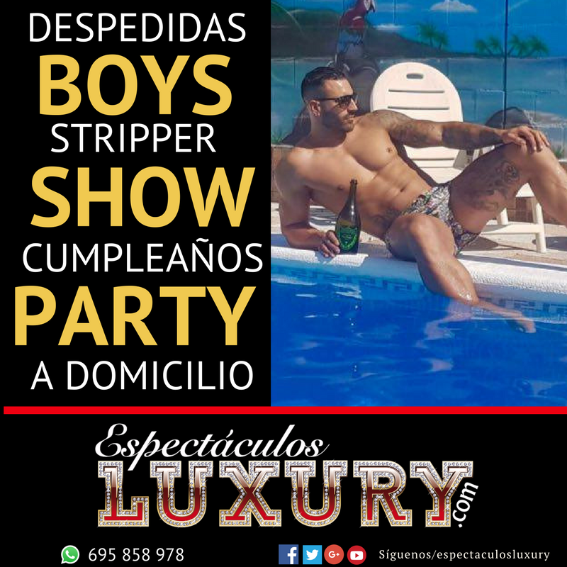 Contratar boys en Madrid – strippers en Madrid – despedida